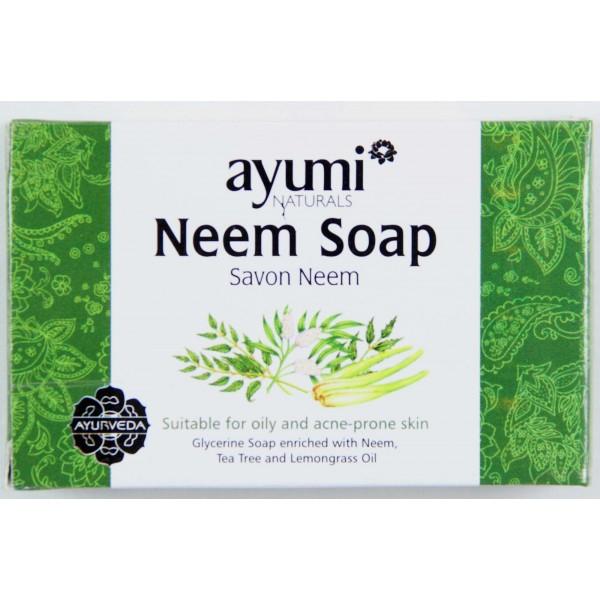 Savon au neem ayumi 100 g