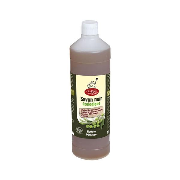 savon noir liquide olive la droguerie ecologique 1l