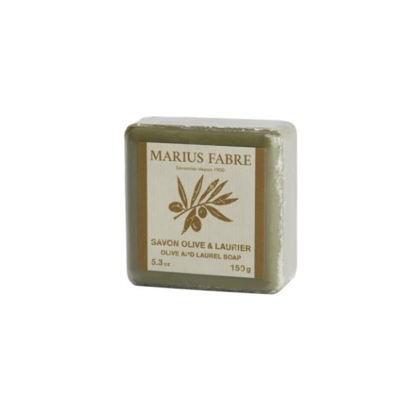 savon olive et laurier marius fabre