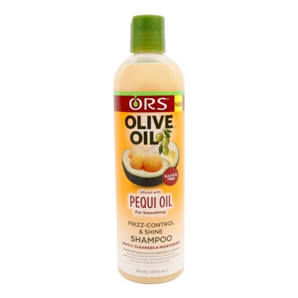 Shampooing à l'huile de péqui organic root stimulator