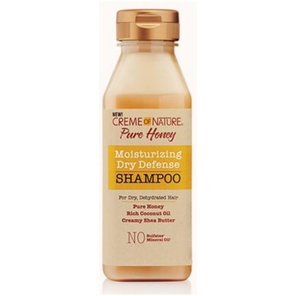 shampooing hydratant pure honey creme of nature