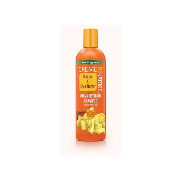 shampooing ultra hydratant mangue karité creme of nature
