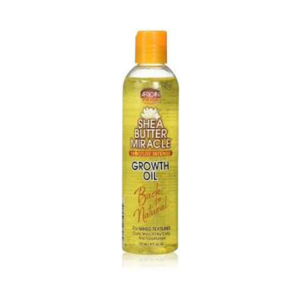 shea butter growth oil
