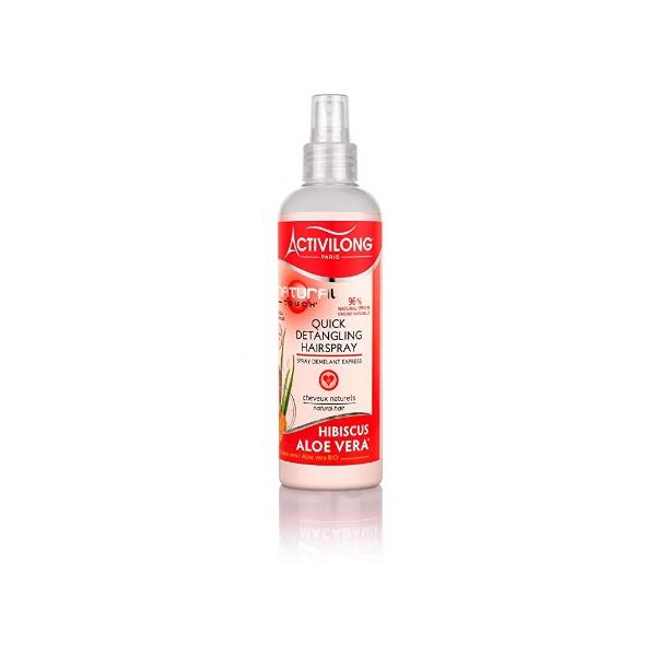 Spray démêlant natural touch activilong