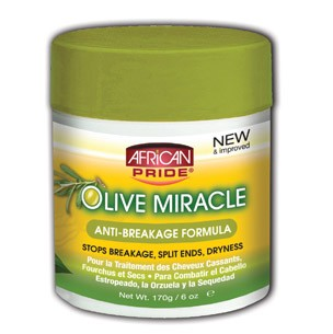 Olive Miracle - Anti Breakage Formula