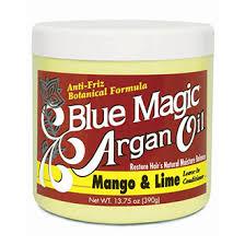 Argan Oil Mango & lime