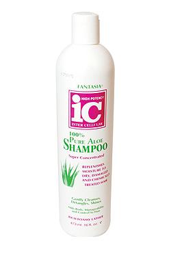 Pure Aloe Shampoo