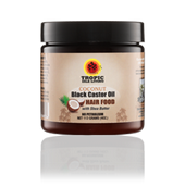 Coconut Black Castor Oil Hair Food
