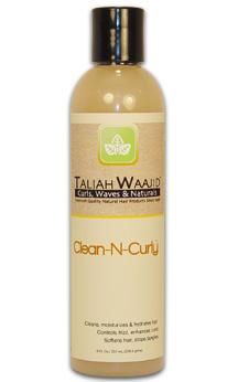Clean N Curly